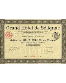 Grand Hôtel de Sélignac