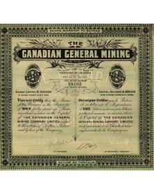 The Canadian General Mining Co. Ltd.