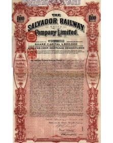 The Salvador Railway Co. Ltd