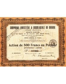 Cie Forestière & Commerciale du Maroni