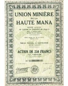 Union Minière de la Haute Mana