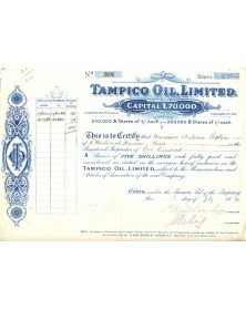 Tampico Oil, Limited