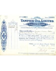 Tampico Oil, Ltd