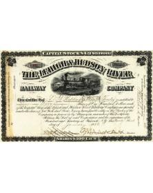 The Lehigh & Hudson River Railway Co.