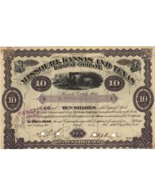 Missouri, Kansas and Texas Railway Co.