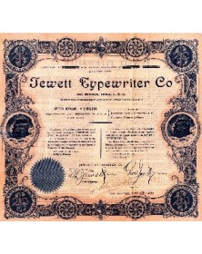 Jewett Typewriter Co.