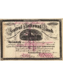Central National Bank of Washington City, District of Columbia
