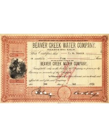 Beaver Creek Water Company