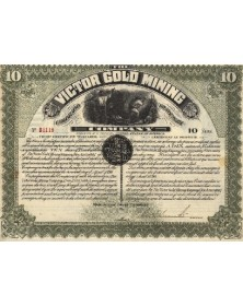 The Victor Gold Mining