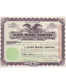Elder Mining Company