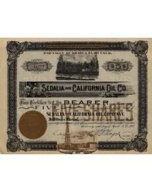 Sedalia and California Oil Co.