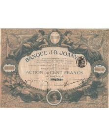 Banque J-B. Joany