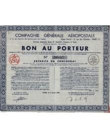 Cie Générale Aéropostale