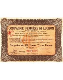 Cie Fermière de Luchon