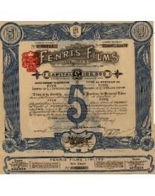 Fenris-Film Limited