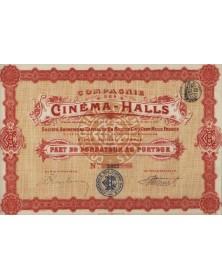 Cie des Cinéma-Halls
