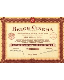 Belge-Cinema
