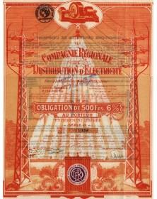 Cie Régionale de Distribution d'Electricité