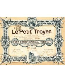 Sté ''Le Petit Troyen''