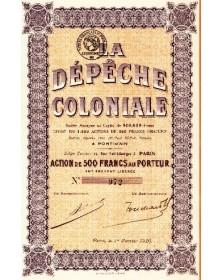 La Dépêche Coloniale