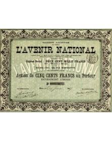 L'Avenir National