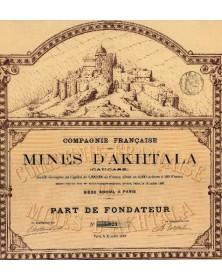 Cie Française des Mines D'Akhtala