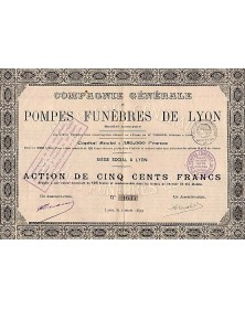 Pompes Funèbres de Lyon
