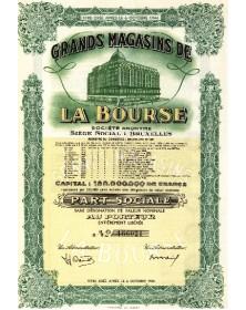 Grands Magasins de La Bourse