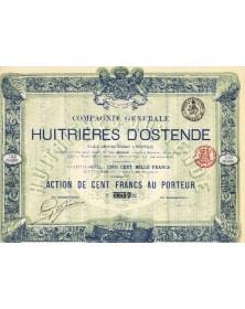 Cie Générale des Huitrières d'Ostende