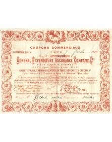 General Expenditure Assurance Company Ltd