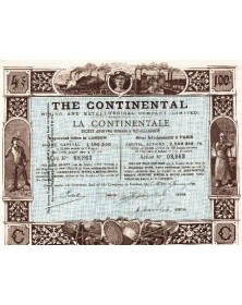 The Continental Mining and Metallurgical Co. Ltd