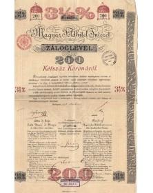 Pfandbrief des Ungarischen Bodenkreditinstitues