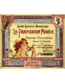 S.A. Monégasque La Panification Modèle Franco-Viennoise Maison G.Barbier