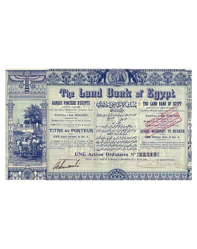 Banque Foncière d'Egypte