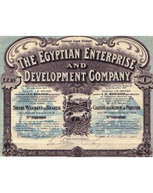 The Egyptian Enterprise & Development Co.