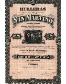 Hulleras de San Martino