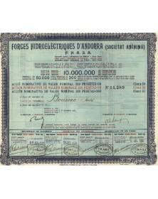 Forces Hidroélectriques d'Andorra (FHASA)
