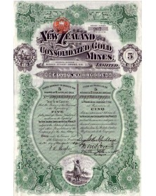 New Zealand Consolidated Gold Mines Ltd