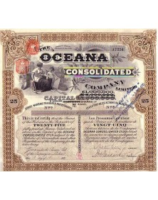 The Oceana Consolidated Co. Ltd.