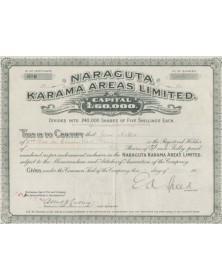 Naraguta Karama Areas, Ltd.