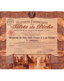 Sté Française des Filets de Peche