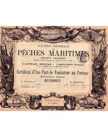 Sté Générale des Pêches Maritimes