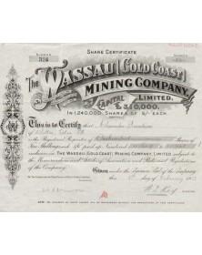 The Wassau (Gold Coast) Mining Co., Ltd.