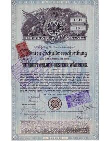 K.K.  Priv. Allg. Österreichische Boden Credit Anstalt