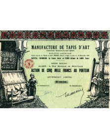 Manufacture de Tapis d'Art