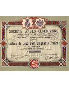 Sté Anglo-Algérienne Maritime & Commerciale
