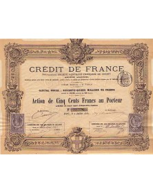 Crédit de France
