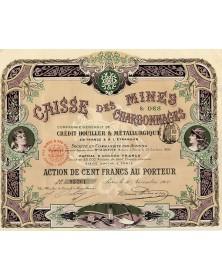 Caisse des Mines & des Charbonnages