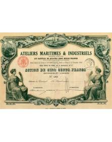 Ateliers Maritimes & Industriels