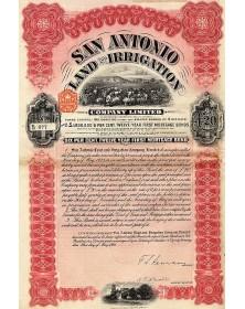 San Antonio Land and Irrigation